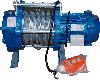 Лебедка электрическая KCD 500кг 100м 220В
