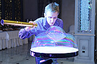 Шоу мыльных пузырей в Павлодаре, фото 1