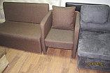 Кресло коричневое, фото 3