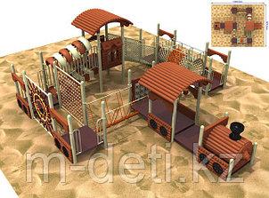 Детский игровой комплекс №10-1001 Купить