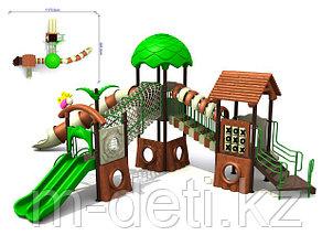 Детский игровой комплекс №10-1402 Купить
