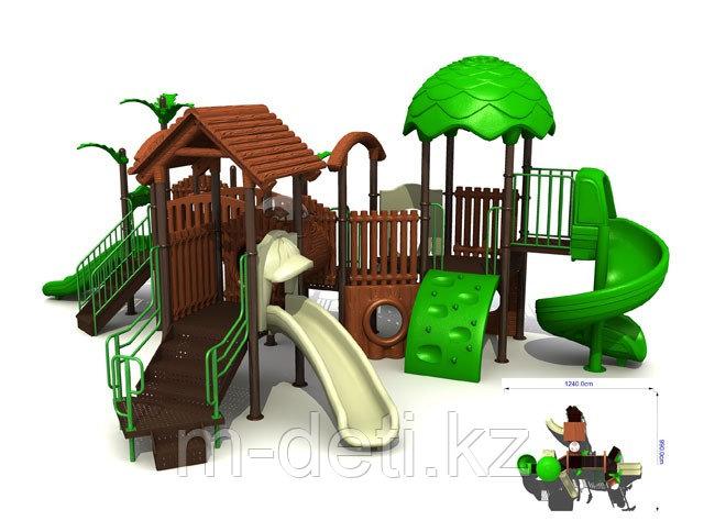 Детский игровой комплекс  Купить №10-1601