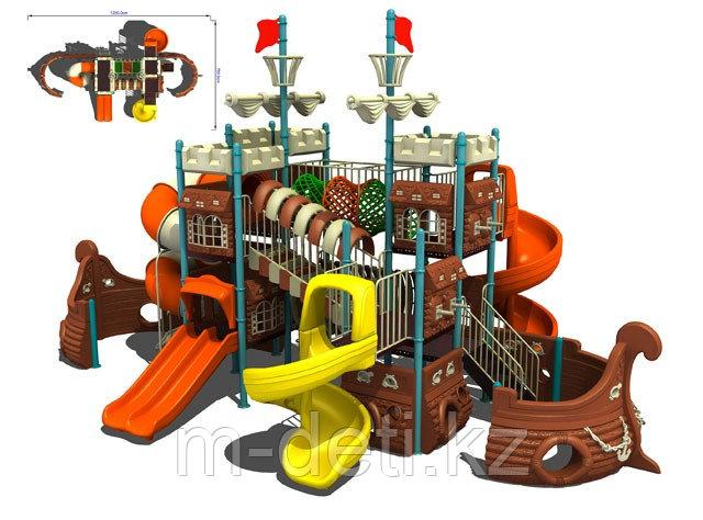 Детский игровой комплекс Купить №10-2102