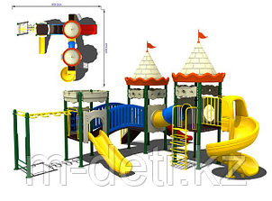 Детский игровой комплекс Купить №10-3901