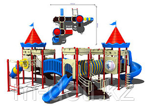 Детский игровой комплекс Купить №10-4002