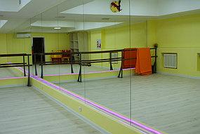 Зеркало в танцевальный зал (10 сентября.2015) 3