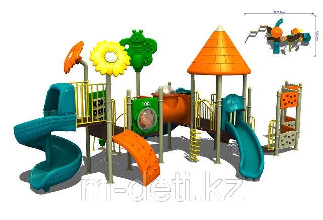 Детский игровой комплекс Купить № 10-5201