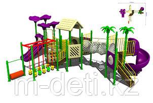 Детский игровой комплекс Купить№ 10-5505