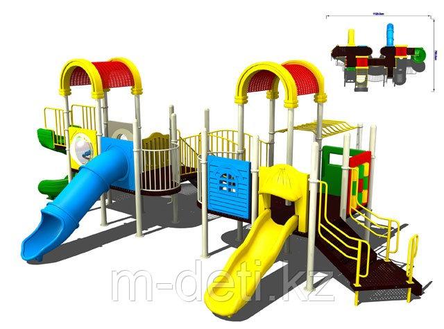 Детский игровой комплекс Купить № 10-5803