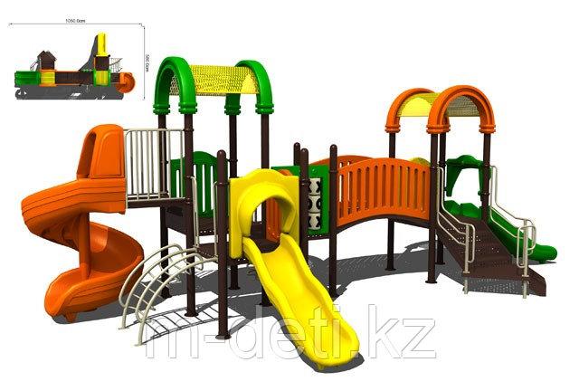 Детский игровой комплекс Купить № 10-5805