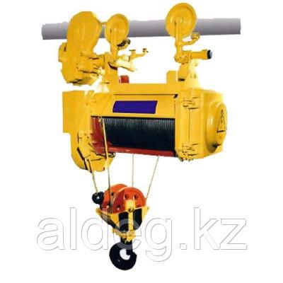 Таль электрическая передвижная 2т. 20 МТ310 Н20 V1 2/1 EN20