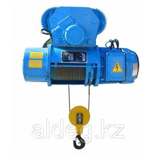 Таль электрическая передвижная 1,6т h-10 МТ308 (Болгария)