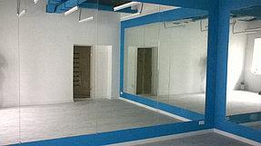Установка зеркал в танцевальный зал (15 июля 2015) 8