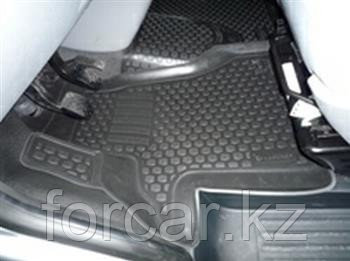 Коврики в салон VW Transporter/Caravelle (02-) передние