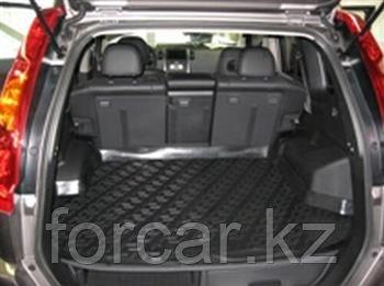 Коврик в багажник NISSAN X-Trail (T31), 2007-2010, 2011->, фото 2