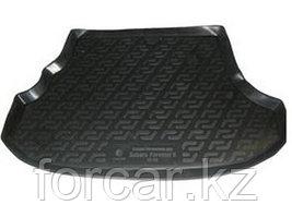 Коврик в багажник SUBARU Forester 2002-2008, кросс.
