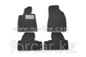 Коврики в салон LEXUS RX450h 2009->, кросс., 4 шт. (текстиль)