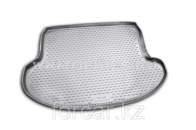 Коврик в багажник INFINITI JX 2012-2013/QX60 2013-> кросс. длин., фото 2