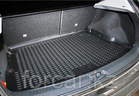 """Коврик в багажник KIA Cee'd, 2012-> """"премиум"""" хб., фото 2"""