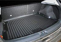 """Коврик в багажник KIA Cee'd, 2012-> """"премиум"""" хб."""