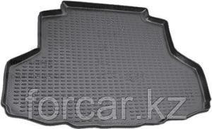Коврик в багажник LEXUS LX 570 2007->, внед. (серый)