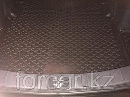 Коврик в багажник MITSUBISHI Outlander 2012-, (без органайзера)