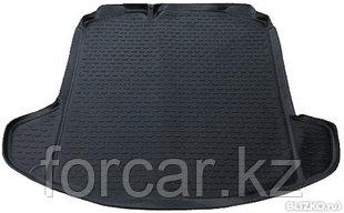 Коврик в багажник SKODA Rapid, 2013-> сед.