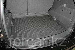 Коврик в багажник SSANGYONG Kyron 2005->, внед.