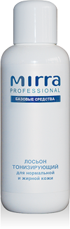 MIRRA Лосьон тонизирующий для нормальнойи жирной кожи (200 мл)