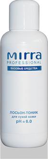 MIRRA Лосьон-тоник для сухой кожи (200 мл)