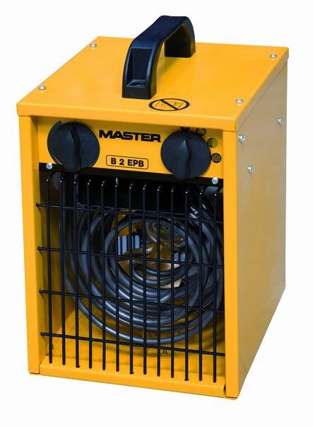 Электрический нагреватель Master B 2 EPB