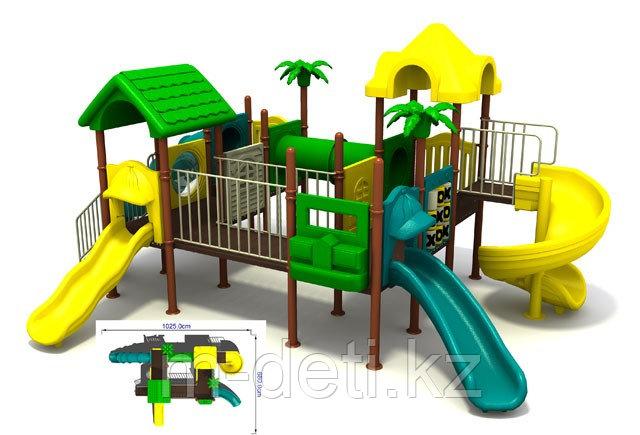Купить: Детский игровой комплекс №10-5901