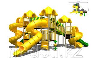 Купить:Детский игровой комплекс №10-5902