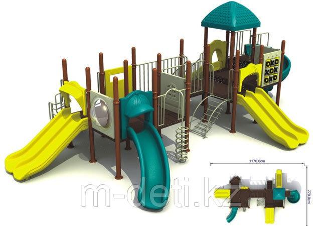 Купить: Детский игровой комплекс №10-5904