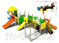 Игровые площадки под заказ
