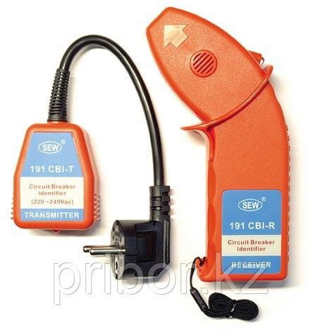 SEW 191CBI Определитель отключающего устройства в сетях электропитания