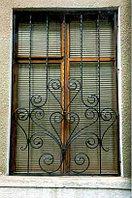 Решетки металлические для окон