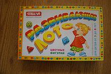 Детские лото, домино, кубики, мозаики, конструкторы, развивающие рамки