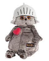 Игрушка мягкая Кот Басик-рыцарь, фото 1