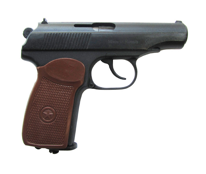 Пневматический пистолет МР 654К-38