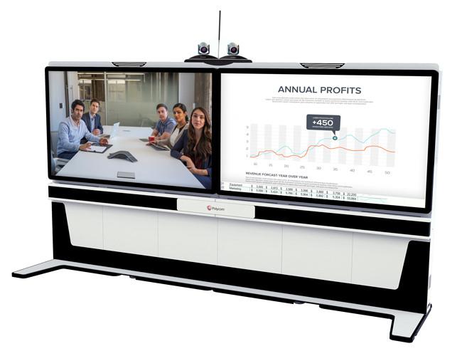 Видеоконференция Polycom RealPresence Medialign 270