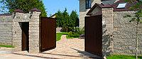 Распашные ворота Doorhan