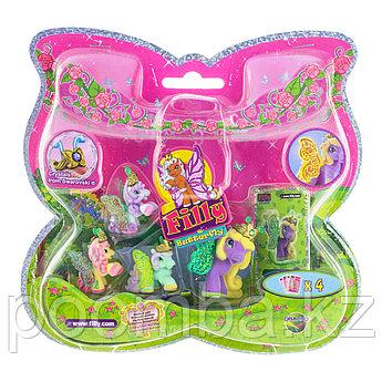"Большой набор Filly Butterfly Glitter ""Волшебная семья"" - Тиа"