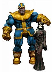Diamond Marvel Select Thanos, Танос