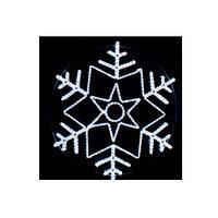 Светящаяся снежинка