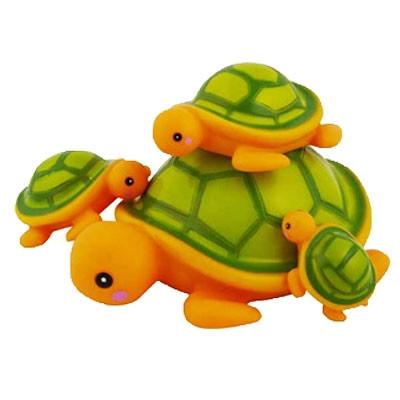 Курносики, Семейство черепашки для ванны