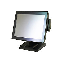 "POS Терминал+MSR ADVANPOS EP-5540, True Flat IP65 15"" , фото 1"