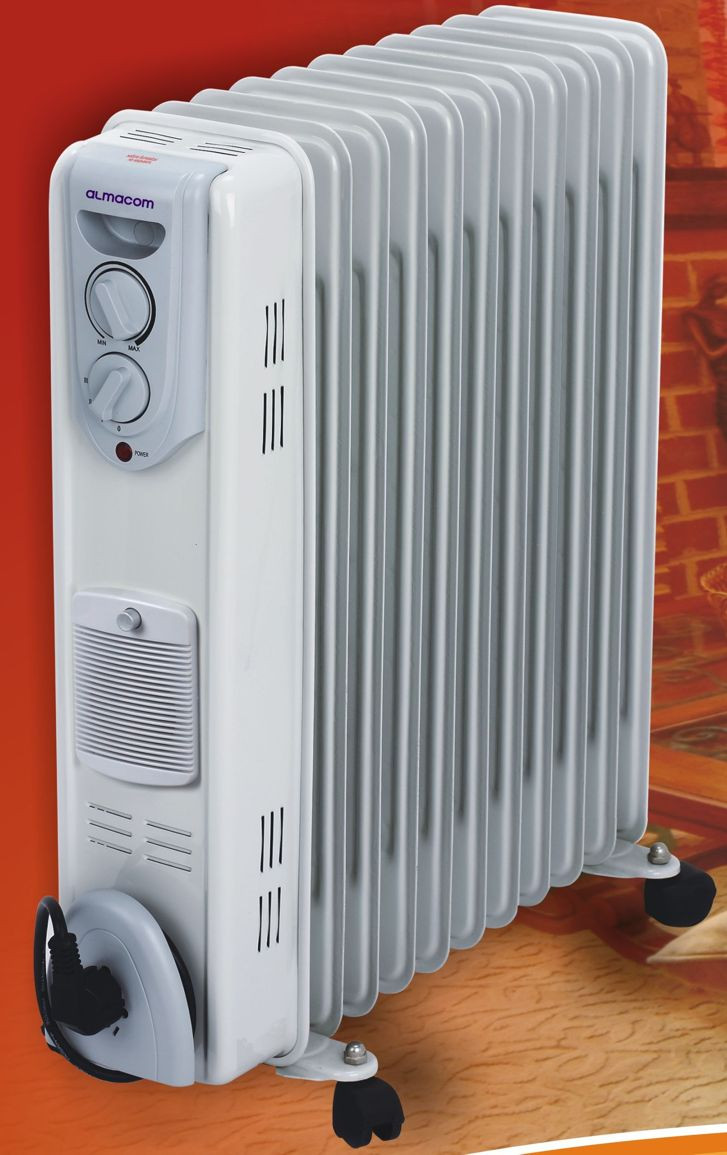 Масляный радиатор Аlmacom ORF-25-11Н