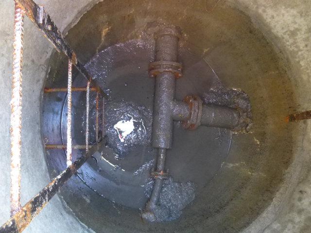 гидроизоляция колодцев 25