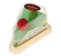 Сувенирное полотенце Кусочек торта с вишней 20х20 см, МИКС. Алматы, фото 1
